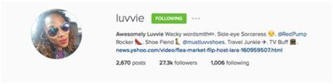 write  killer instagram bio  stand
