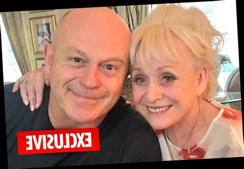 Barbara Windsor was my 'mum' for 20 years...now sometimes ...
