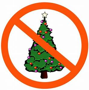 Christmas trees banned in Israel?