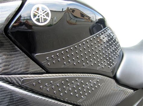 Stomp Traction Pads Motorcycle Tank Grips