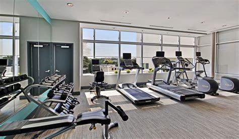 Apartment Fitness Center by Mezzo Apartment Homes Atlanta Ga Featured Amenities