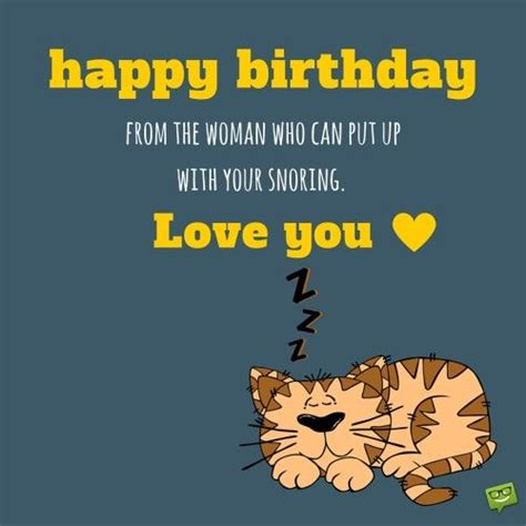 Maybe you would like to learn more about one of these? Smart Birthday Wishes for your Husband | Happy birthday husband, Birthday wishes funny, Birthday ...