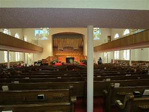 Inside of church... - Picture of 16th Street Baptist ...