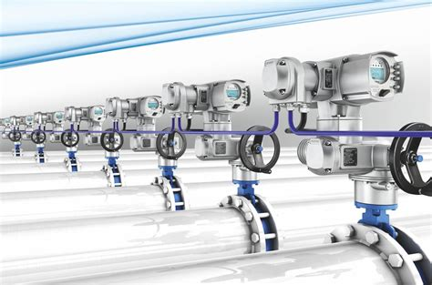 Der Actuator Wiring Diagram by Auma Feldbus