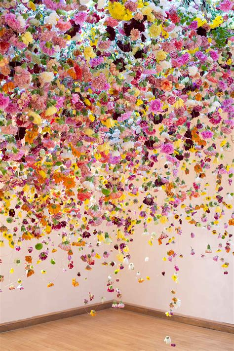 rebecca louise laws spectacular floral installations