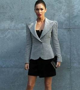 pin megan fox style clothing image search results on pinterest With robe noire grise