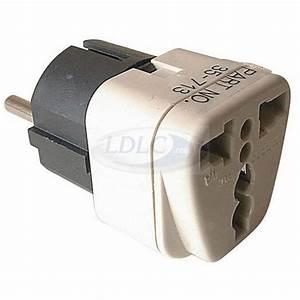 Prise Electrique En Italie : adaptateur secteur france pour appareil lectrique ~ Dailycaller-alerts.com Idées de Décoration
