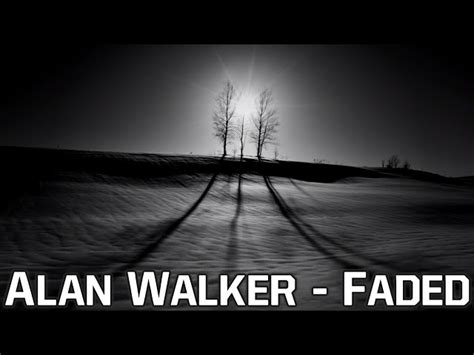 Alan Walker Faded 1 Hour