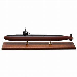 Los Angeles Class Model Submarine 1/350 Scale Boats and