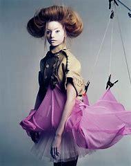 Gemma Ward Fashion Photography
