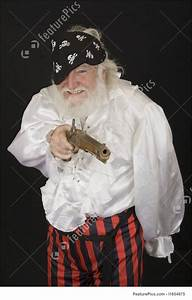 Old Pirate Stock Image I1654875 At Featurepics
