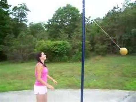 tether ball youtube