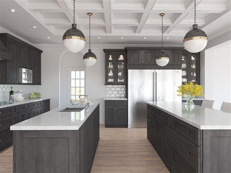 natural grey shaker ready  assemble kitchen cabinets