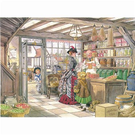 shop grocer shop decoupage hobbyukcom hobbys