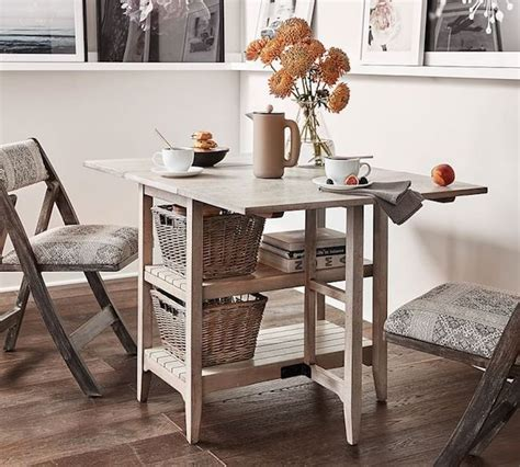 small kitchen tables with storage small space solutions furniture ideas the inspired room 8098