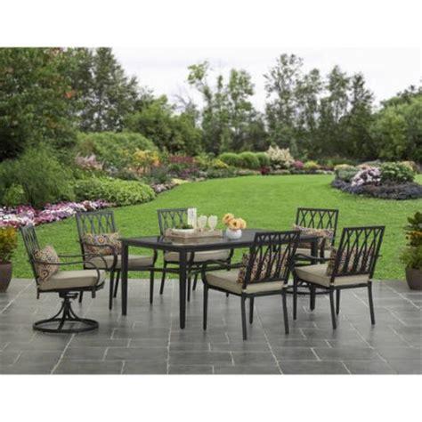 better homes and gardens bonita isle 7pc dining set