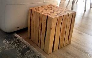 Wood Project: How To Make A Stylish Wooden Side Table PART