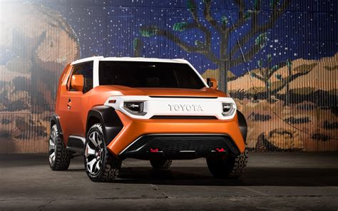 toyota ft  concept suv  wallpapers hd wallpapers