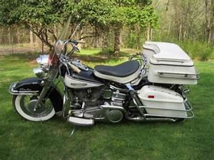1967 Harley Flh 1200 Full Dresser Stock In Connecticut