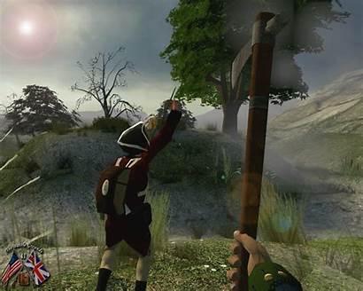 Redcoat Ax Hack Grounds Battle Half Mods