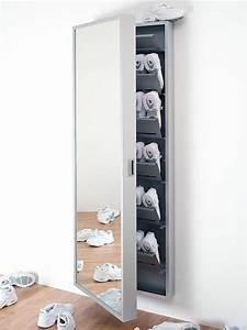 Schöner Wohnen Schuhschrank : schmale garderobe mit schuhschrank ~ Bigdaddyawards.com Haus und Dekorationen