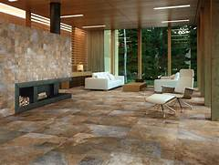 Living Room Tile Designs by Sintesi Newslate Living Room Rustic Wall And Floor Tile New York By B