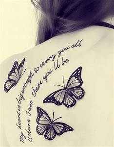 94 Original Butterfly Tattoo Designs For Every Summer ...