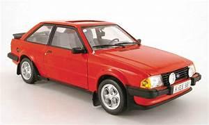 Ford Escort Xr3i : ford escort mk3 xr3i red 1983 sun star diecast model car 1 ~ Melissatoandfro.com Idées de Décoration