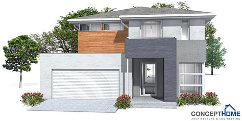 Affordable House Plans Designs by Affordable Home Plans Affordable Modern House Plan Ch111