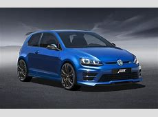 Volkswagen Tuning ABTtuned Golf R does 0100kmh in 45s