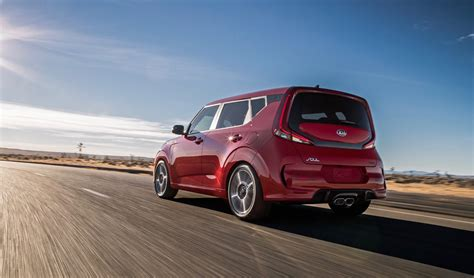 2020 Kia Soul Gt Line by 2020 Kia Soul Debuts With Gt Line And X Line Trims The