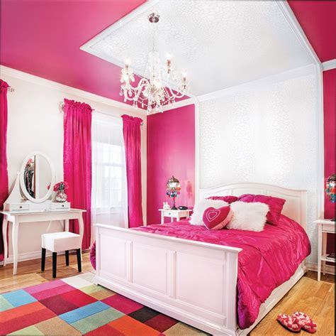 pouf de chambre chambre fille couleur de peinture pour chambre de