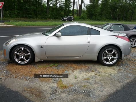 nissan coupe 350z 2005 nissan 350z touring coupe 2 door 3 5l