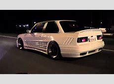 BMW e30 widebody YouTube
