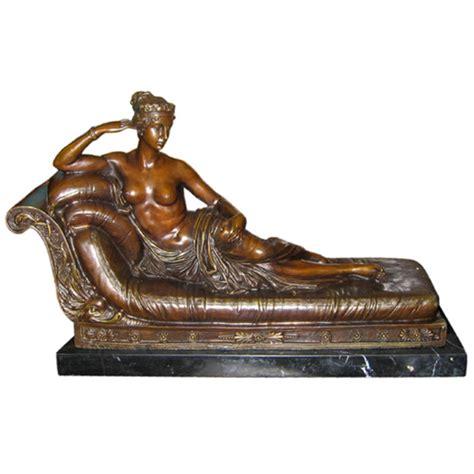 Bronze Woman Reclining Bronze Woman Reclining