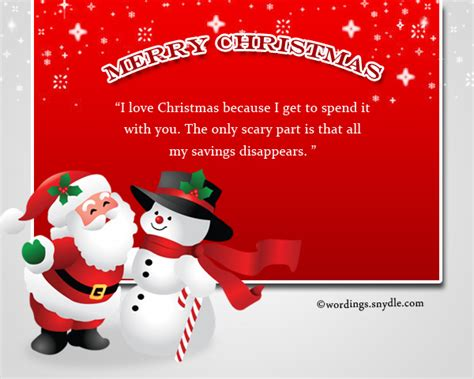 Why do you bother about the christmas present? Funny Christmas Greetings For Friends - Wordings and Messages