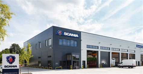 State-of-the-art Gatwick dealership announced | Scania ...