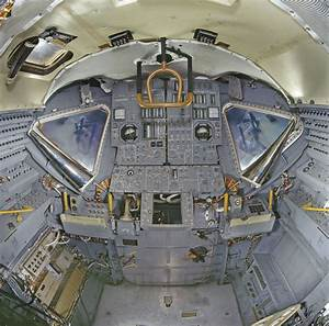 Apollo LEM interior | The Final Frontier... | Pinterest ...