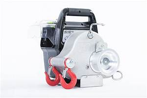 Battery-powered Pulling Winch 80  82 V