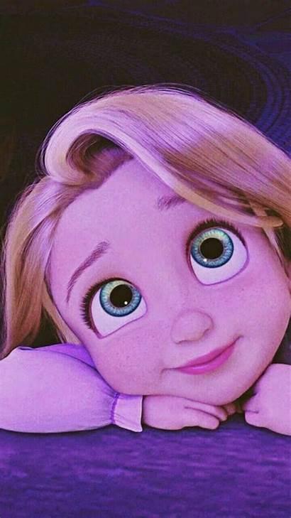 Disney Rapunzel Princess Iphone Walpaper Cartoon Wallpapers