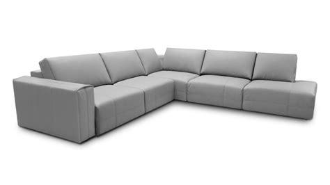position canapé canapé d 39 angle cuir xl dossiers coulissants et