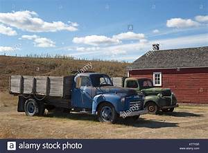 Farmer Grill Oberhausen : old trucks stock photos old trucks stock images alamy ~ Lizthompson.info Haus und Dekorationen