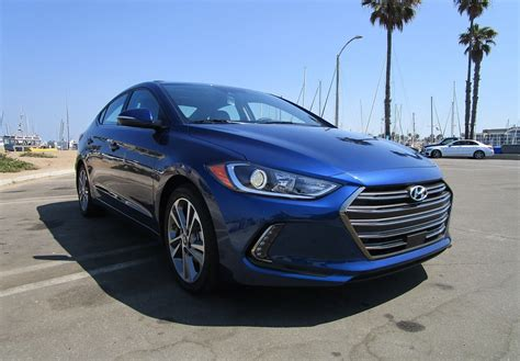 2018 Hyundai Elantra Limited - Road Test Review - by Ben ...
