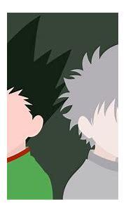 Hunter x Hunter Gon And Killua 2 HD Anime Wallpapers | HD ...