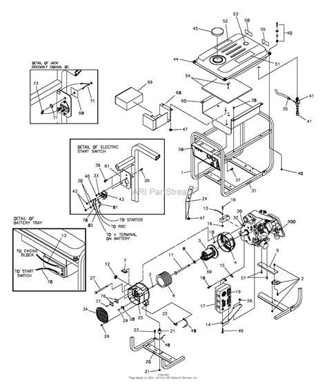 Generac Wiring Diagram Gallery