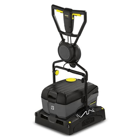 karcher floor scrubber drierpolisher karcher floor scrubber drier polisher br40 10cadv ebay
