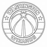 Wizards Washington Coloring Pages Logos Vector Transparent Svg Colouring Again Bar Looking Case Don sketch template