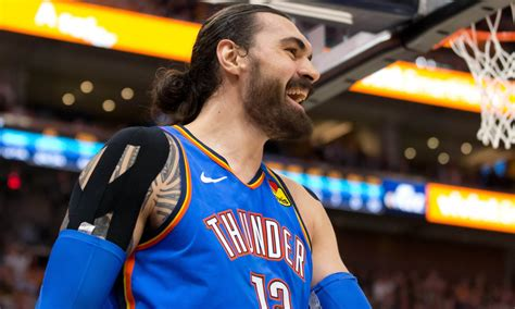 WATCH: Steven Adams Scores a One-Handed Buzzer Beater From ...