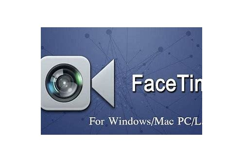 facetime for pc windows 8 download