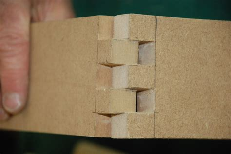 common woodworking frame  box joints flickr photo